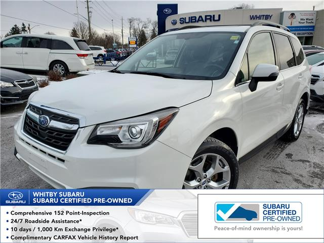 2017 Subaru Forester 2.5i Limited (Stk: U3787LD) in Whitby - Image 1 of 29