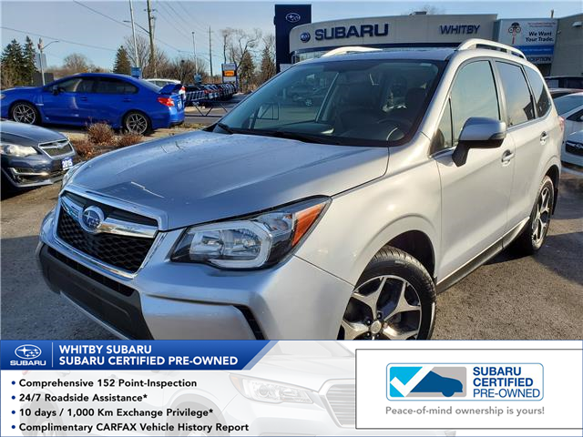 2016 Subaru Forester 2.0XT Limited Package (Stk: 20S263A) in Whitby - Image 1 of 26