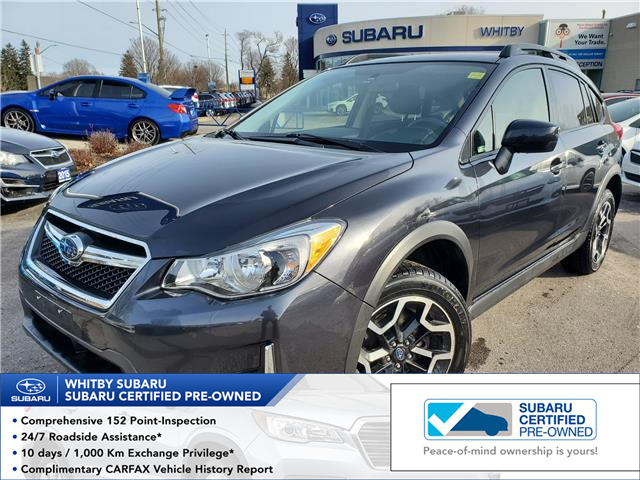 2017 Subaru Crosstrek Touring (Stk: 20S327A) in Whitby - Image 1 of 18