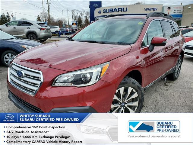 2017 Subaru Outback 3.6R Limited (Stk: 20S357A) in Whitby - Image 1 of 24