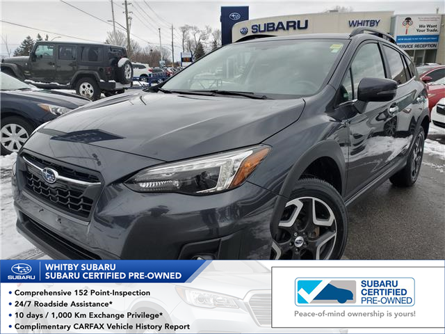 2018 Subaru Crosstrek Limited (Stk: 20S95A) in Whitby - Image 1 of 27