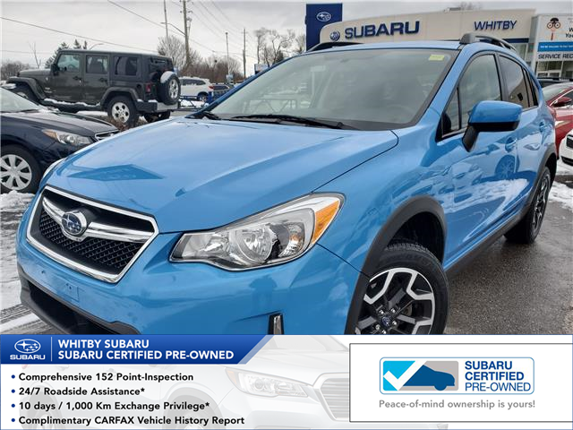 2016 Subaru Crosstrek Touring Package (Stk: 20S225A) in Whitby - Image 1 of 24