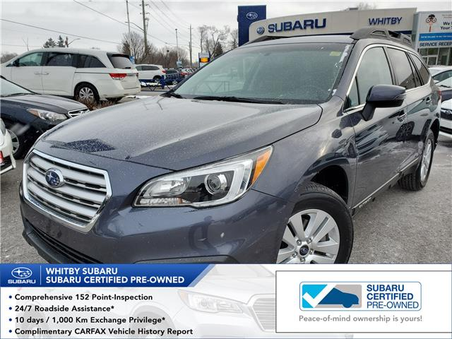 2017 Subaru Outback 2.5i Touring (Stk: 20S58A) in Whitby - Image 1 of 24