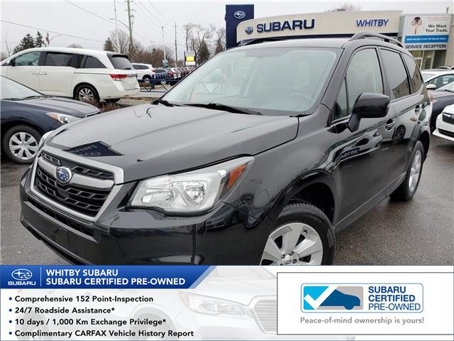 2017 Subaru Forester 2.5i Convenience (Stk: 19S1409A) in Whitby - Image 1 of 25