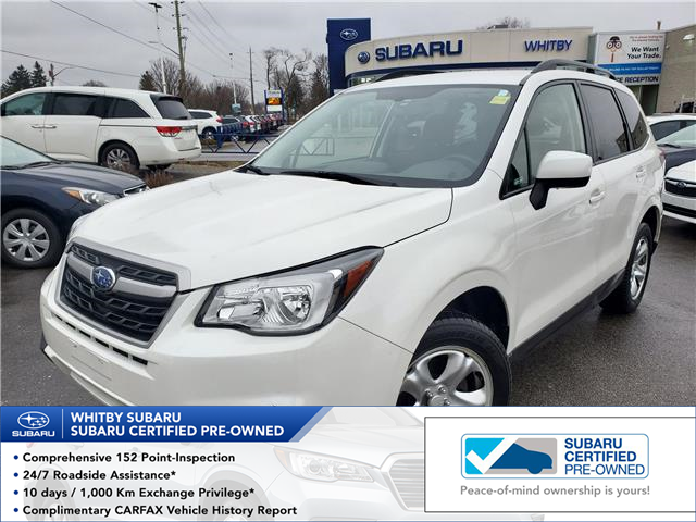 2017 Subaru Forester 2.5i (Stk: 20S349A) in Whitby - Image 1 of 8