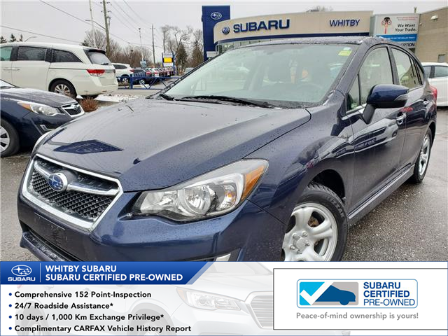 2016 Subaru Impreza 2.0i Limited Package (Stk: 20S201A) in Whitby - Image 1 of 24