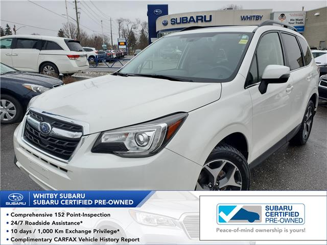 2017 Subaru Forester 2.5i Limited (Stk: 20S07A) in Whitby - Image 1 of 27