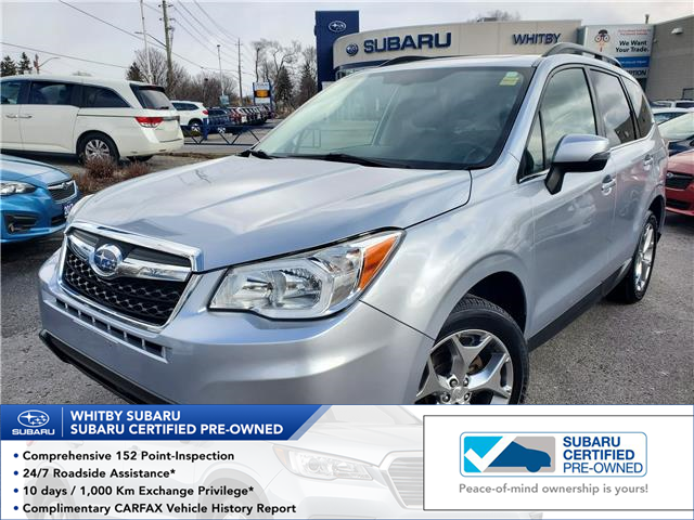 2016 Subaru Forester 2.5i Limited Package (Stk: 20S209A) in Whitby - Image 1 of 28