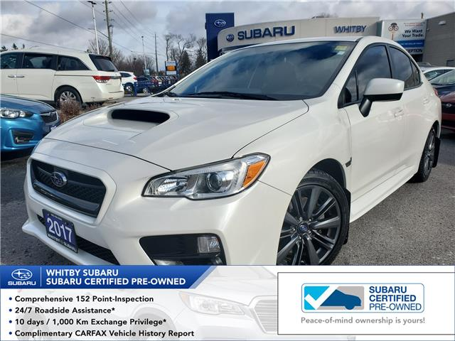 2017 Subaru WRX Base (Stk: 19S1397A) in Whitby - Image 1 of 25