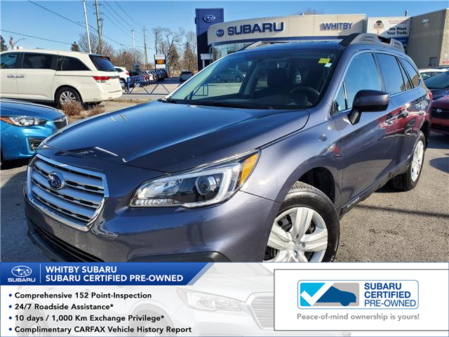 2017 Subaru Outback 2.5i (Stk: 20S369A) in Whitby - Image 1 of 23