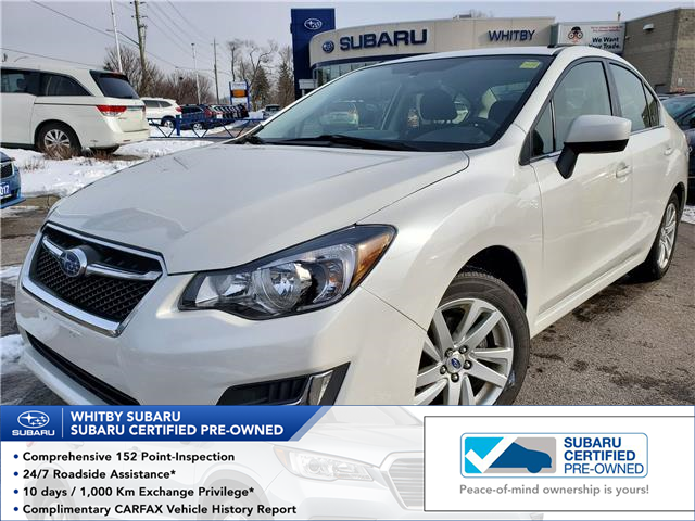 2015 Subaru Impreza 2.0i Touring Package (Stk: U3798LDA) in Whitby - Image 1 of 19