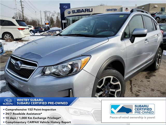 2017 Subaru Crosstrek Touring (Stk: 20S288A) in Whitby - Image 1 of 8