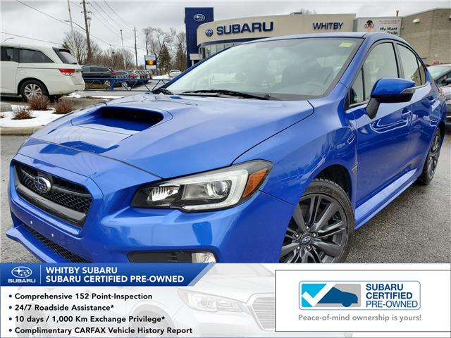 2017 Subaru WRX Sport (Stk: 20S375A) in Whitby - Image 1 of 23