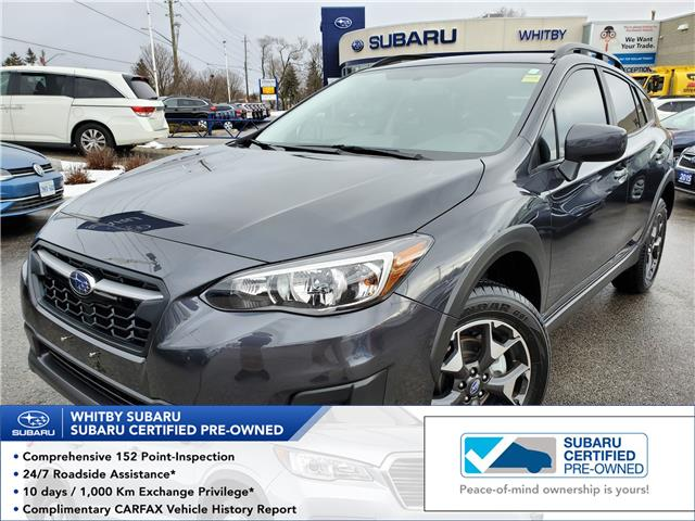 2019 Subaru Crosstrek Touring (Stk: 20S16A) in Whitby - Image 1 of 25