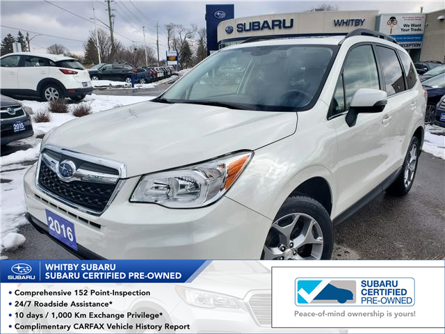 2016 Subaru Forester 2.5i Limited Package (Stk: 20S457A) in Whitby - Image 1 of 27