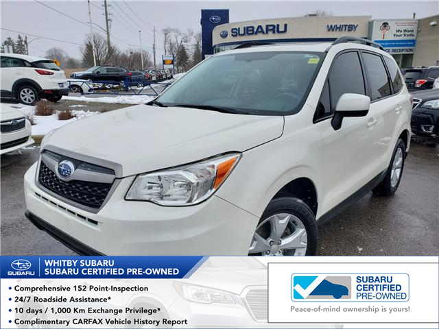 2016 Subaru Forester 2.5i Touring Package (Stk: 20S500A) in Whitby - Image 1 of 26