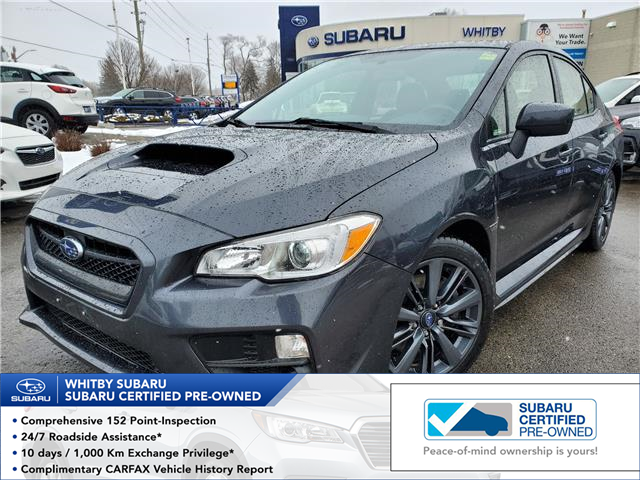 2017 Subaru WRX Base (Stk: 20S260A) in Whitby - Image 1 of 25