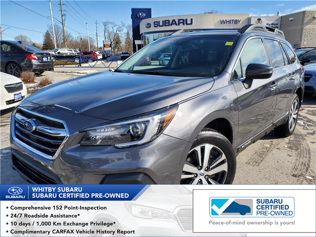 2019 Subaru Outback 2.5i Limited (Stk: 20S257A) in Whitby - Image 1 of 26