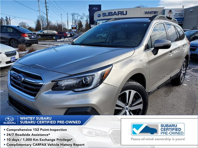 2018 Subaru Outback 3.6R Limited (Stk: 20S297A) in Whitby - Image 1 of 26
