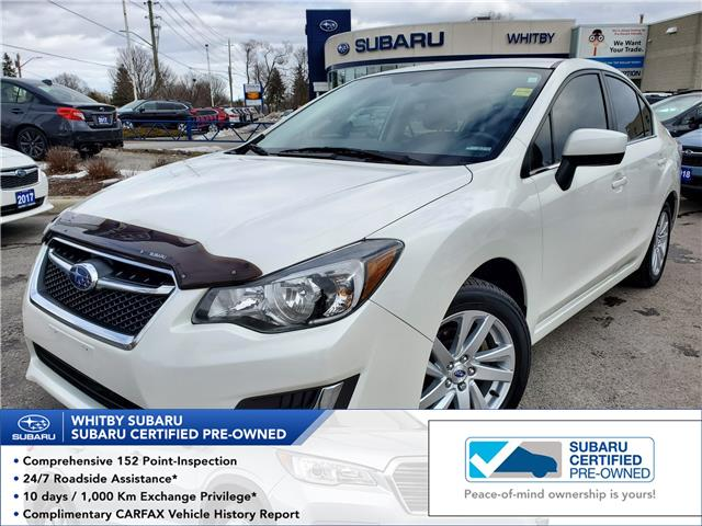 2016 Subaru Impreza 2.0i Touring Package (Stk: 20S460A) in Whitby - Image 1 of 24