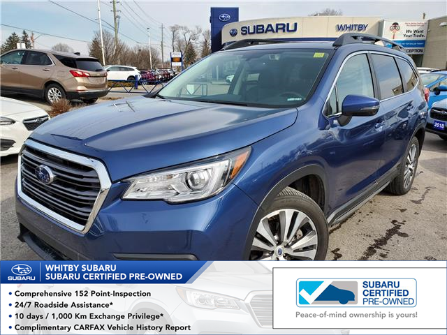 2019 Subaru Ascent Limited (Stk: 20S514A) in Whitby - Image 1 of 28