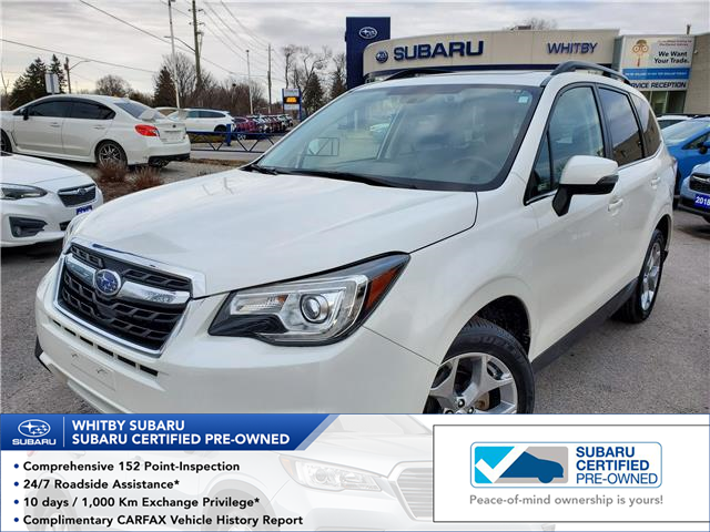 2018 Subaru Forester 2.5i Limited (Stk: 20S428A) in Whitby - Image 1 of 29