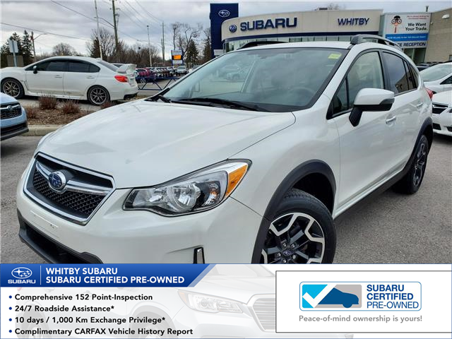 2017 Subaru Crosstrek Limited (Stk: 20S532A) in Whitby - Image 1 of 27