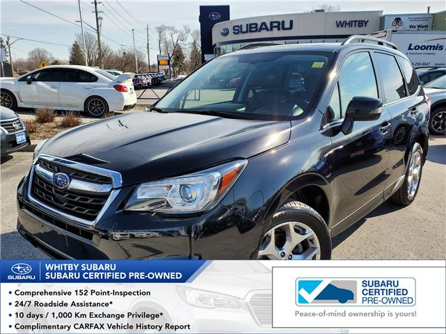 2018 Subaru Forester 2.5i Limited (Stk: 20S535A) in Whitby - Image 1 of 29
