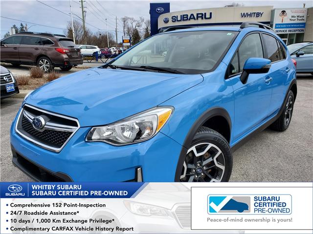 2016 Subaru Crosstrek Limited Package (Stk: 20S61AA) in Whitby - Image 1 of 27