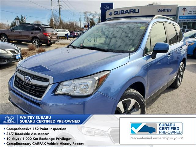 2018 Subaru Forester 2.5i Touring (Stk: 20S565A) in Whitby - Image 1 of 27