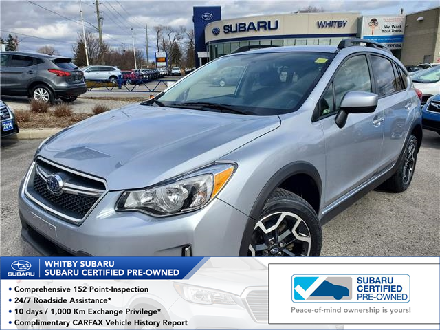 2017 Subaru Crosstrek Touring (Stk: 20S512A) in Whitby - Image 1 of 25