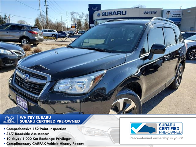 2017 Subaru Forester 2.5i Touring (Stk: 20S414A) in Whitby - Image 1 of 25