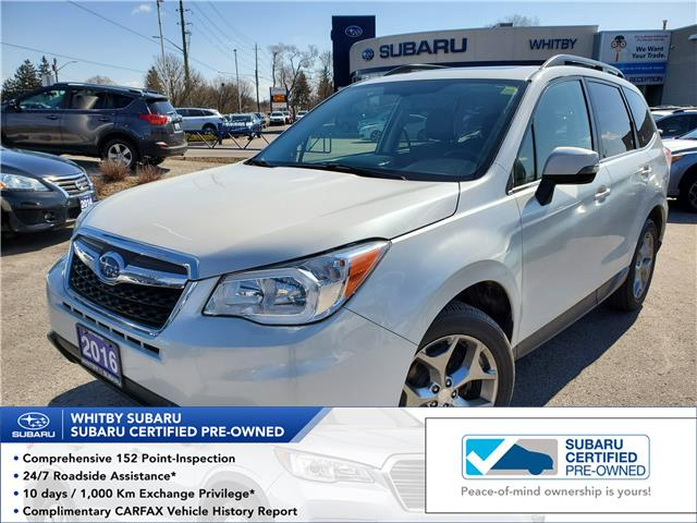 2016 Subaru Forester 2.5i Limited Package (Stk: 20S362A) in Whitby - Image 1 of 27