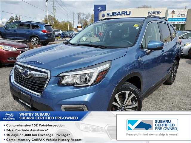 2020 Subaru Forester Limited (Stk: 20S77) in Whitby - Image 1 of 26