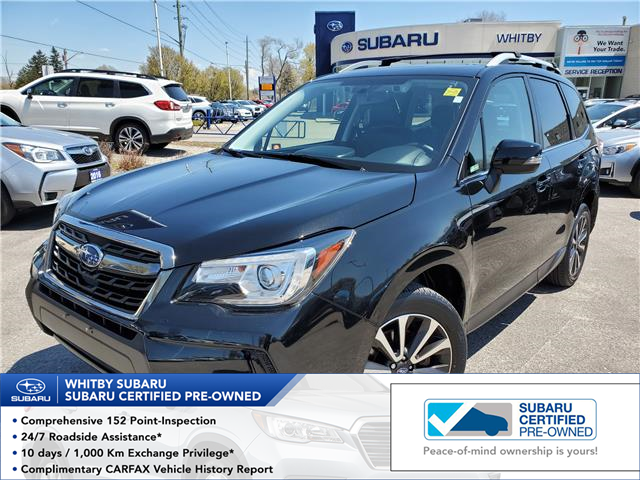2017 Subaru Forester 2.0XT Limited (Stk: U3854LD) in Whitby - Image 1 of 29