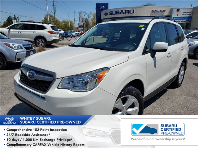 2016 Subaru Forester 2.5i Touring Package (Stk: 20S644A) in Whitby - Image 1 of 25
