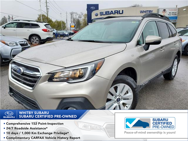 2018 Subaru Outback 2.5i Touring (Stk: 20S275A) in Whitby - Image 1 of 22