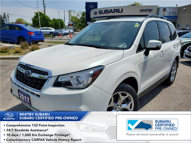 2017 Subaru Forester 2.5i Touring (Stk: 20S537A) in Whitby - Image 1 of 27