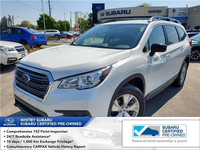 2020 Subaru Ascent Convenience (Stk: U3867P) in Whitby - Image 1 of 15
