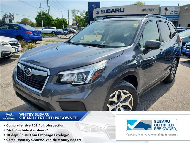 2020 Subaru Forester Convenience (Stk: U3868P) in Whitby - Image 1 of 22