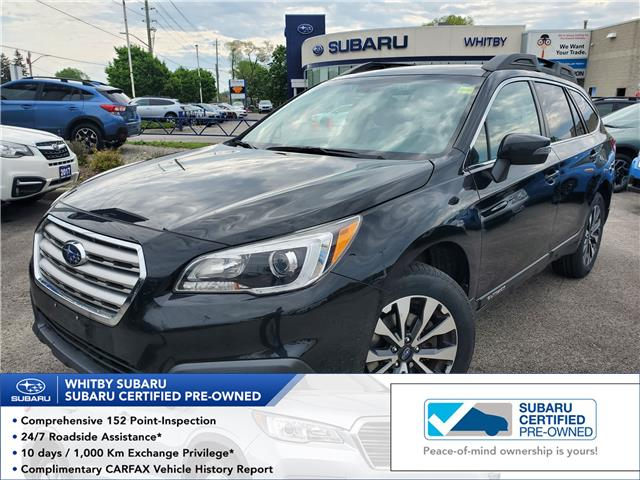 2016 Subaru Outback 2.5i Limited Package (Stk: 20S531A) in Whitby - Image 1 of 16