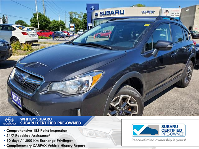 2017 Subaru Crosstrek Limited (Stk: U3881P) in Whitby - Image 1 of 20