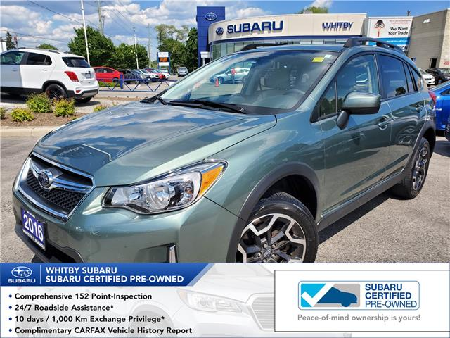 2016 Subaru Crosstrek Touring Package (Stk: 20S682A) in Whitby - Image 1 of 9