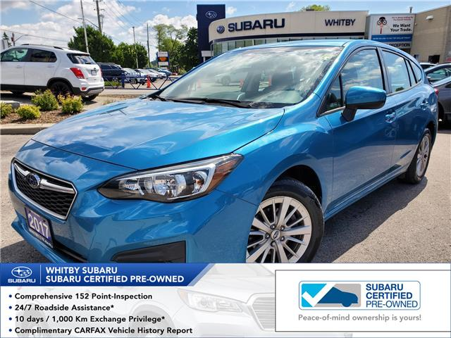2017 Subaru Impreza Touring (Stk: U3904LD) in Whitby - Image 1 of 11