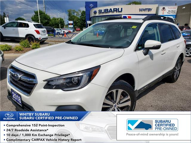 2018 Subaru Outback 3.6R Limited (Stk: 20S733A) in Whitby - Image 1 of 17