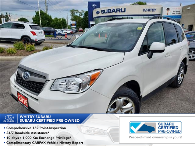 2016 Subaru Forester 2.5i (Stk: 20S670A) in Whitby - Image 1 of 19
