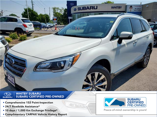2017 Subaru Outback 3.6R Premier Technology Package (Stk: U3912LD) in Whitby - Image 1 of 9