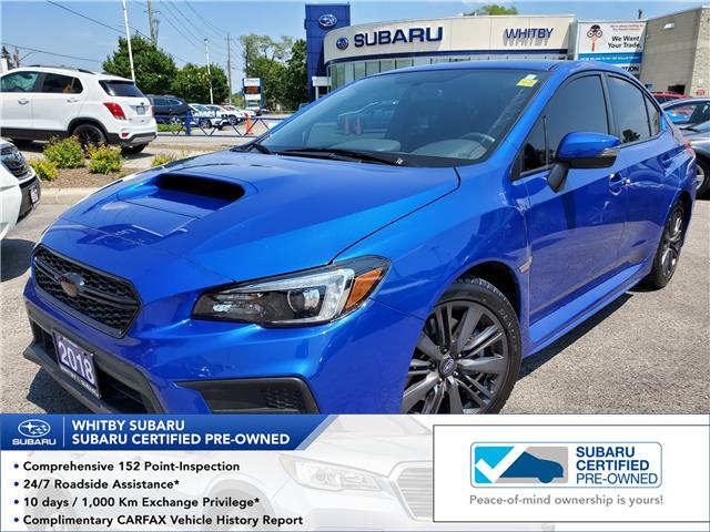 2018 Subaru WRX Sport (Stk: 20S382A) in Whitby - Image 1 of 19