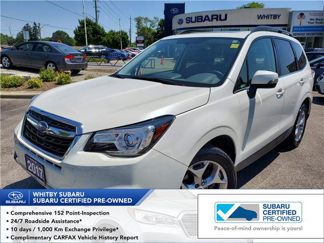 2017 Subaru Forester 2.5i Limited (Stk: 20S573A) in Whitby - Image 1 of 13