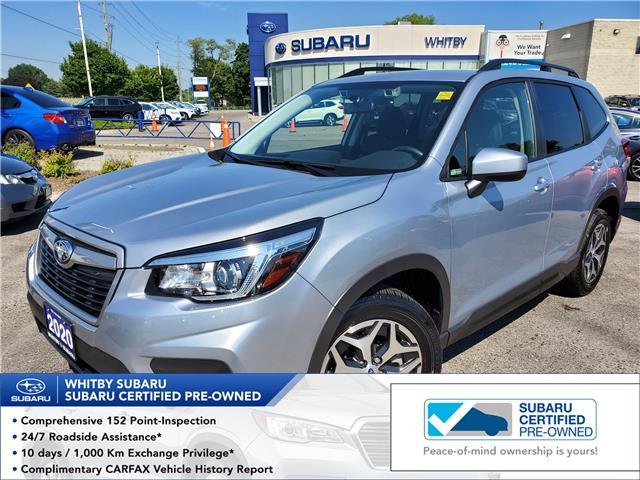 2020 Subaru Forester Convenience (Stk: U3925P) in Whitby - Image 1 of 18